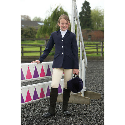 Equetech Junior Medley In-Vent Competition Jacket