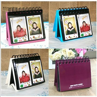 Stand Calendar Polaroid Photo Album FujiFilm Instax Mini Fuji Film 7 8 90 Camera