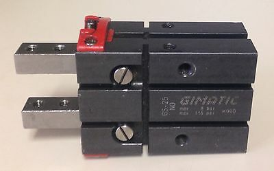 EMI Gimatic General Purpose 2-jaw Parallel Double Acting Gripper GS-25