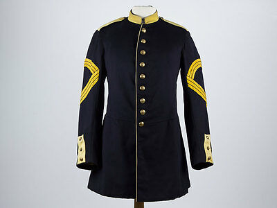 1872 USA Pennsylvania National Guard Sergeant Major Army Tunic