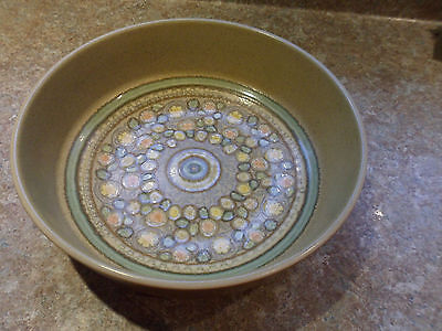 "Franciscan ""Reflections"" 10"" round serving bowl, EXCELLENT!"