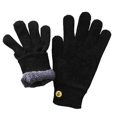 Glove.ly Cozy Touch Screen Gloves Small Black