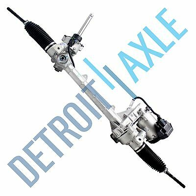 Complete Electric Power Steering Rack And Pinion Assembly 10-12 Ford Fusion, MKZ