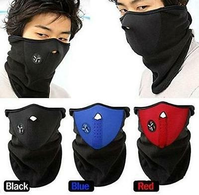 New Neoprene-Face-Mask-Neck-Warmer-Ski-Snowboard-Motorcycle Dust Bug-Protection-
