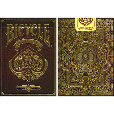 Mazzo di carte Bicycle Collectors Deck by Elite Playing Cards