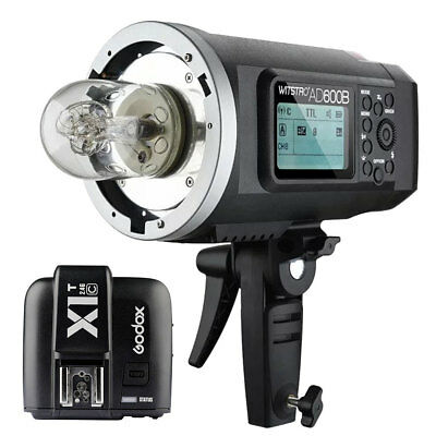Godox AD600B 600W TTL 2.4G Flash Strobe Bowens Mount + X1C Transmitter for Canon