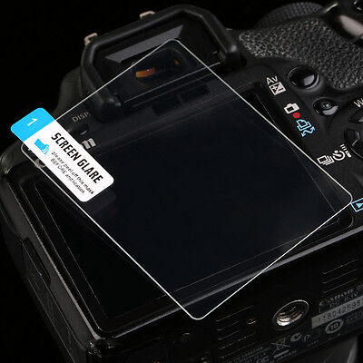 Tempered Glass Camera LCD Screen Protector Cover for Nikon D7200 New SW