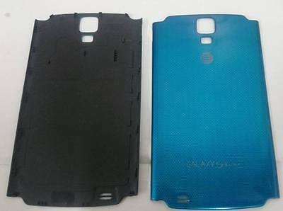 Generic Galaxy S4 i537 Battery Door  Back Cover Blue  (At&t) No Rubber New Other