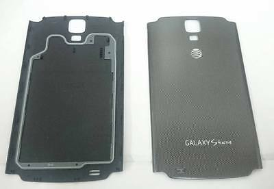 Generic Galaxy S4 i537 Battery Door Back Cover Black (At&t) - New Other