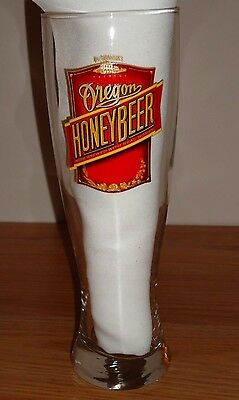 MacTarnahan's Oregon Honeybeer By Portland Brewing Co. Pilsner Glass