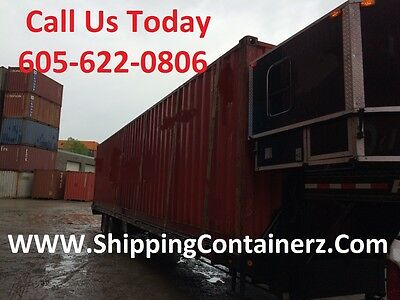 40ft shipping container storage container conex box in Los Angeles, CA