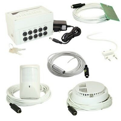 Alarmset GSE SMS Anzucht (Controller Kit)