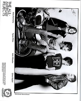 RARE Original Press Photo of The All American Rejects a Rock Band
