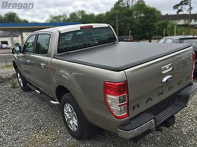 2006 - 2012 Ford Ranger Tri Folding Soft Tonneau Bed Canopy Cover 4x4 Non Drill