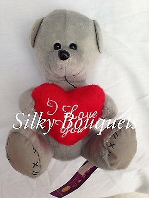 Teddy Bear Gift Red Heart I Love You Valentines Day Bear Present Children's