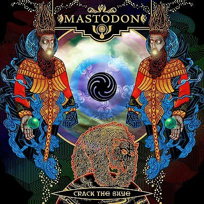 MASTODON : CRACK THE SKYE   (LP Vinyl) sealed