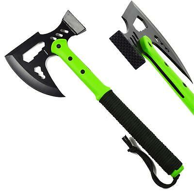Multi Purpose Tool Tactical Tomahawk Zombie Axe Hammer Wrench  SI14102-GG1