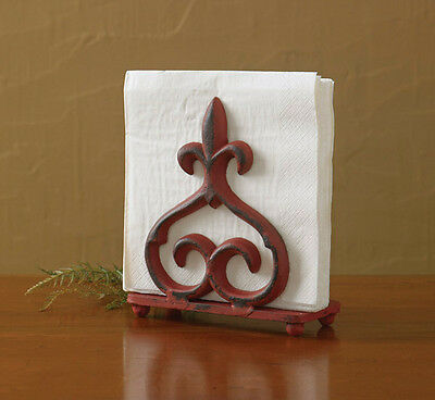 Rue Du Marche Napkin Holder by Park Designs