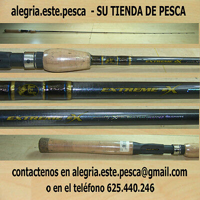 PESCA - CAÑA CASTING BASS PRO SHOPS EXTREME EX 1.98mts
