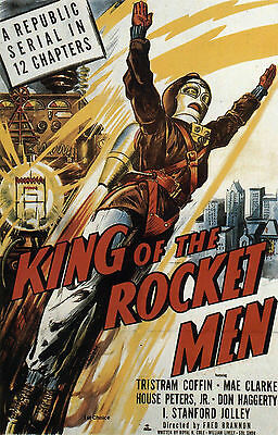 King of the Rocket Men - Cliffhanger Serial DVD  Tristram Coffin Mae Clarke