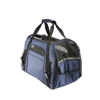 Pet Carrier Dog Cat Puppy Folding Travel Carry Bag Portable Cage Crate  OZ LOCAL