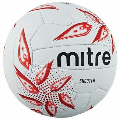 Mitre Shooter Netball Official Match Size 4 Or 5