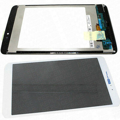 For LG G-Pad 8.3 V500 Replacement LCD Glass Screen Front Panel Display White OEM