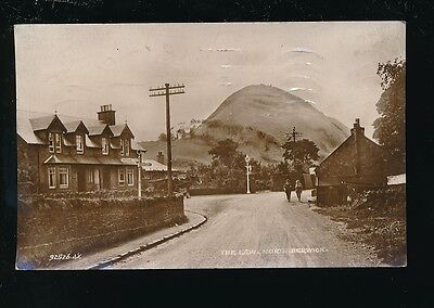 Scotland East Lothian NORTH BERWICK The Law used 1929? RP PPC