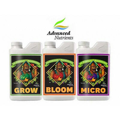 pH PERFECT PACK 1L (Grow, Micro, Bloom) Advanced Nutrients