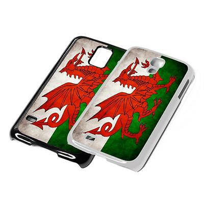 Wales Welsh Flag Phone Case Cover for iPhone 4 5 6 7 8 X iPod iPad Galaxy S6 S7