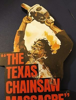 TEXAS CHAINSAW MASSACRE FUNKY CHUNKY REFRIGERATOR MAGNET LEATHERFACE (color)