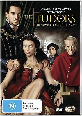 The Tudors : Season 2 (DVD, 2009, 3-Disc Set) (REF TS BOX 1)