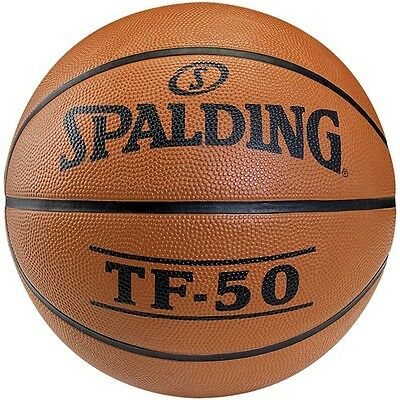 Spalding TF-50 Basketball Outdoor Match Training Practice Ball 5 Or 7