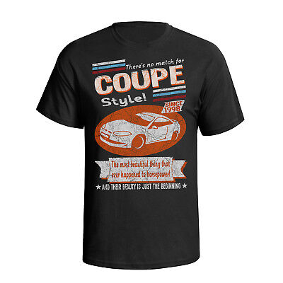 Ford Cougar Coupe 1998 Retro Style Mens Car T-Shirt
