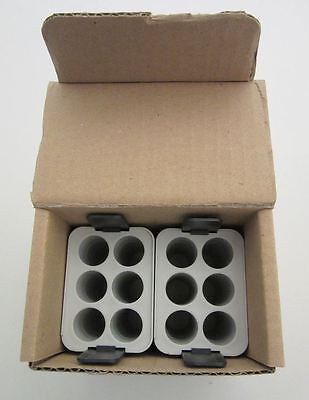 Eppendorf 6 x 7-17ml Adapters, set of 2 Cat. # 022637584