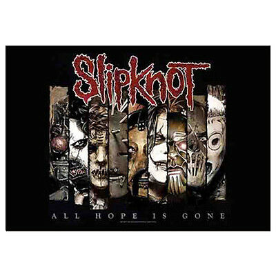 "SLIPKNOT Fractions Tapestry Cloth Poster Flag Wall Banner New 30"" x 40"""