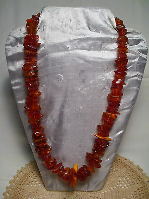 Natural Baltic Amber Necklace ~ #7 ~ Beauitiful Amber!!!