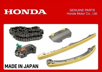 GENUINE HONDA TIMING CHAIN KIT CHAIN TENSIONER GUIDES Type R EP3 ITR DC5 K20A
