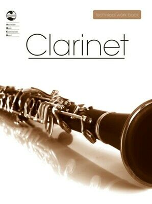 AMEB Clarinet Series 3 Technical Work book 1203089639 *****NEW