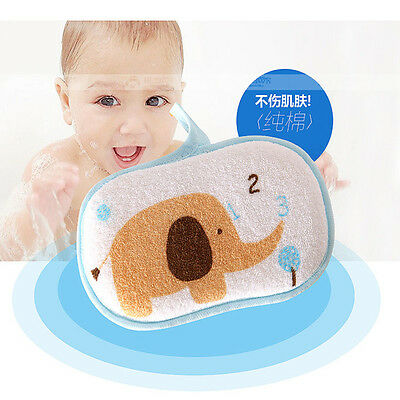 Kids Baby Soft Bath Towel Infant Cotton Cartoon Wash Shower Towels Newborn Gift