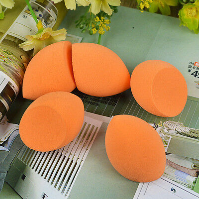 2Pcs Flawless Smooth Makeup Puff Foundation Sponge Blender Beauty Brand Hot