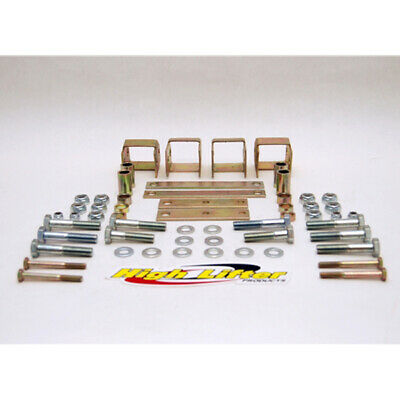 High Lifter Lift Kit for Suzuki Eiger 400 2x4 and 4x4 (2002-07)