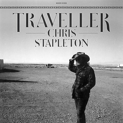 CHRIS STAPLETON : THE TRAVELLER  (Double LP Vinyl) sealed