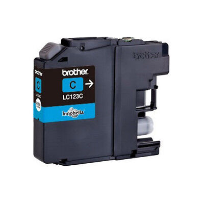 Original Brother Cyan Ink Cartridge  for Brother DCP-J132W