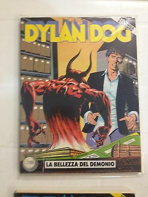 Dylan Dog N.6 La Bellezza Del Demonio - Seconda Ristampa - Bonelli -  Sclavi