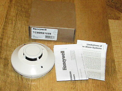 Honeywell TC808B1058 Fire Alarm Heat Detector Notifer System Sensor