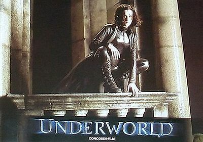 UNDERWORLD - Lobby Cards Set - Kate Beckinsale, Scott Speedman, Bill Nighy