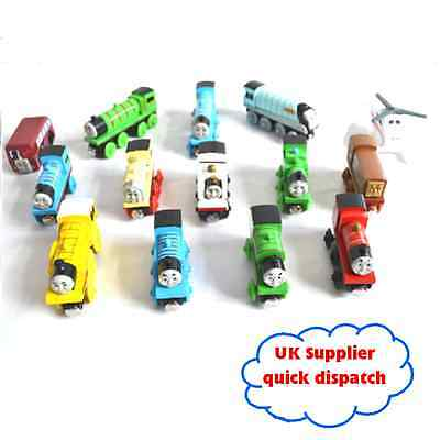 Thomas The Tank Engine and Friends Wooden Train. Magnetic Brand Compatible. UK