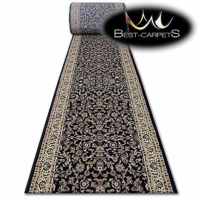 Runner Rugs, TRADITIONAL ROYAL 1745 stylish elegant Width 70-150 cm extra long