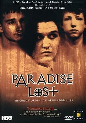 Paradise Lost: The Child Murders at Robin Hood Hills (2005, DVD NUEVO (REGION 1)